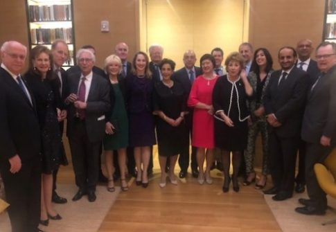 NYC Dinner Series: Co-Hosted Dinner with HE Ambassador Joanna Wronecka